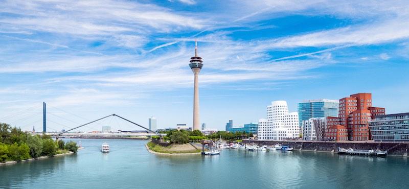 CityGames Düsseldorf: Düsseldorf Medienhafen (D)