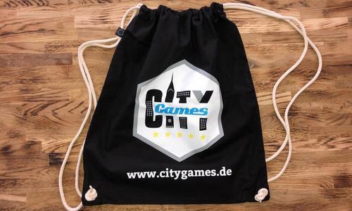 CityGames Düsseldorf: Backpack für die Junggesellinnenabschied Tour (Special)